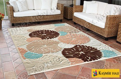 Акриловые рельефные ковры Bonita Турция с 3D рисунком