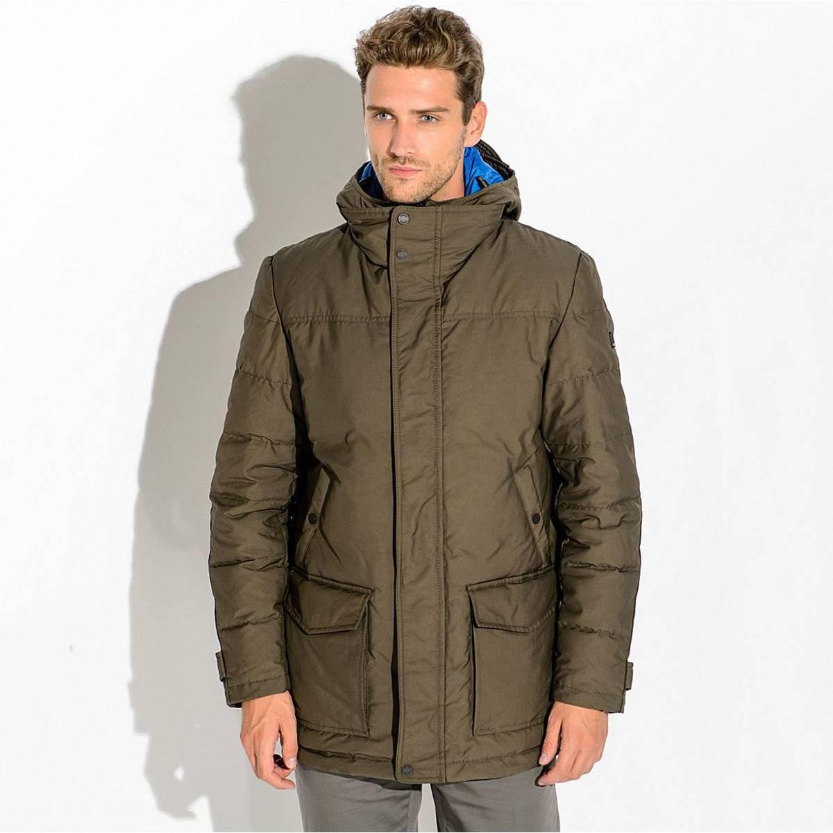 abe49de88aaea Куртка мужская Geox M4425F DARK MILITARY 52 Коричневый (M4425FDKMI) -  Интернет-магазин