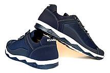 Кросівки чоловічі демісезонні, чорні, фото 3