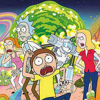 Рик и морти Rick and Morty
