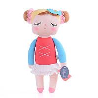 Мягкая игрушка кукла Angela балерина разноцветная, 34см
