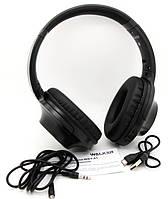 Наушники Bluetooth WALKER BIG WBT-81 черные