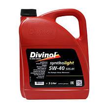 DIVINOL Syntholight 505.01 SAE 5W-40 5L