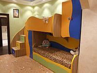 Детская мебель - спальня