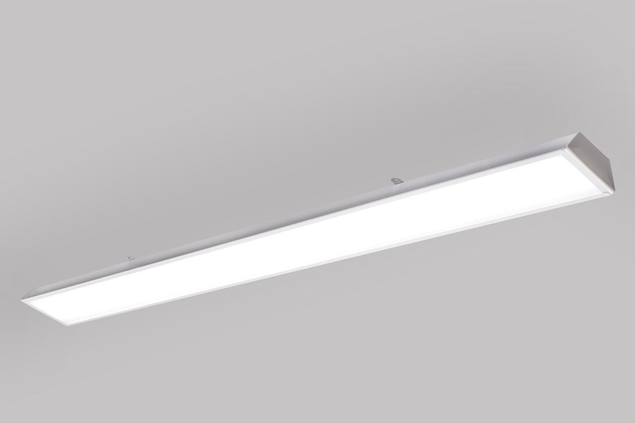Магистральные LED светильники на подвесах 70 Вт
