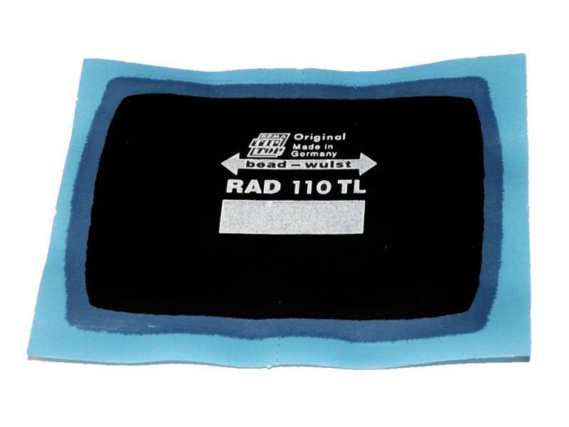 Радиальные пластыри TL 110 упаковка 20 шт. Rema Tip-Top 5121104 (Германия)