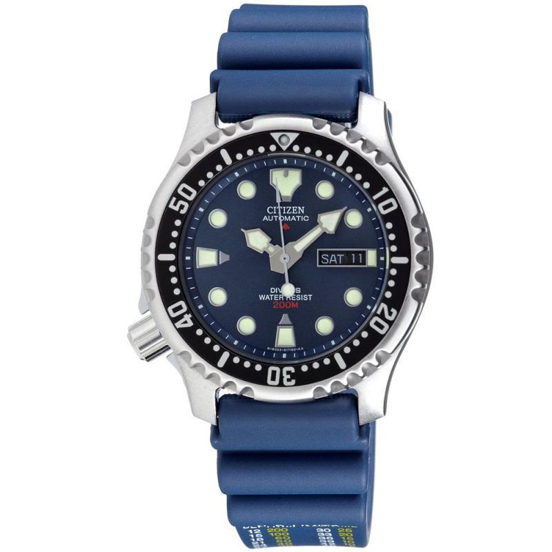 Часы Citizen Promaster NY0040-17L Automatic Diver's 8203