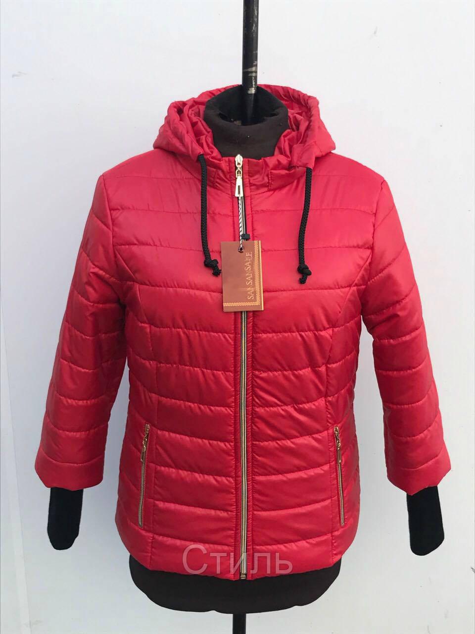 Молодежные куртки женские демисезонные очень стильные