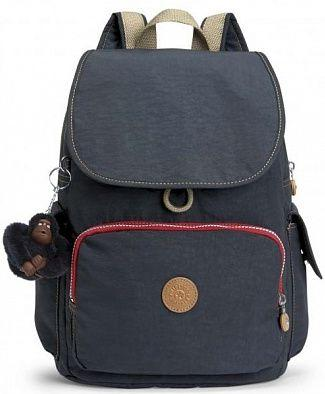 Рюкзак для города Kipling CITY PACK K12147_99S, 16л, синий