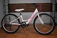 """Подростковый велосипед 24"""" Avanti Blanco, фото 1"""