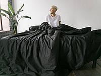 Постельное белье Сатин BLACK , Турция