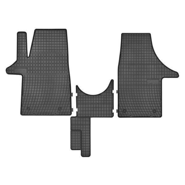 Резиновые коврики в салон FROGUM VOLKSWAGEN T52003 ->,VOLKSWAGEN T6 2015 ->