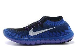 Кроссовки мужские Nike Free Flyknit 3.0 / FLM-009