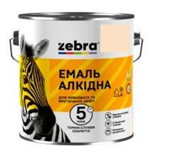 """Эмаль """"Зебра"""" ПФ-116 сл.кость 2.8 кг"""