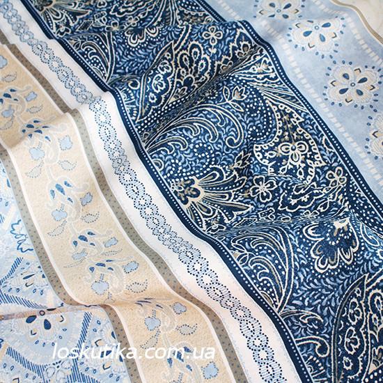 30018 Фриволите. Квилтинговые ткани для шитья и рукоделия. Подойдет для изделий ручной работы и пэчворка.
