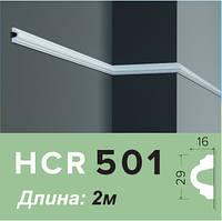 Молдинг HCR 501 - длина 2м, Grand Decor, материал: HDPS (дюрополимер)