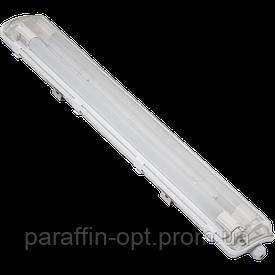 Світильник світлодіодний   18W (в компл. 2 лампи Т8 9W) IP65