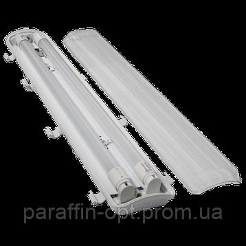 Світильник світлодіодний   18W (в компл. 2 лампи Т8 9W) IP65, фото 2