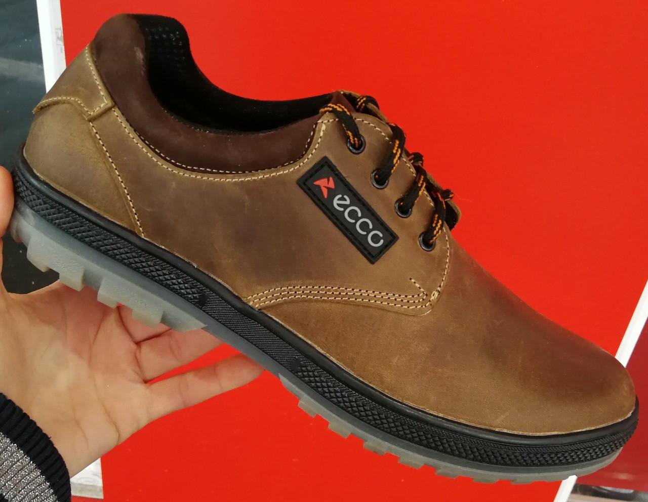 73d403bab6047b ECCO кожаные туфли осень из натуральной кожи ботинки обувь реплика -  LIMODA.COM.UA