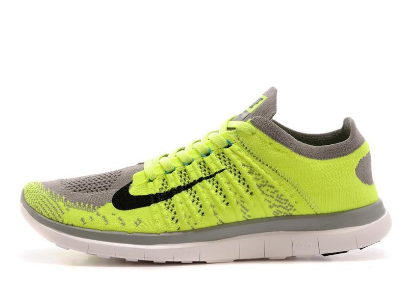 Кроссовки мужские Nike Free Flyknit 4.0 / FLM-017