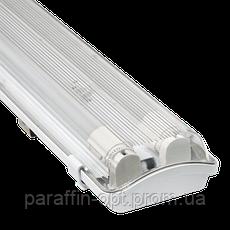 Світильник світлодіодний 36W (в компл. 2 лампи Т8 18W) IP65, фото 3