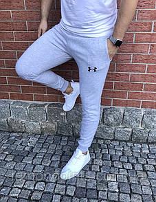 Мужские спортивные штаны Under Armour серые