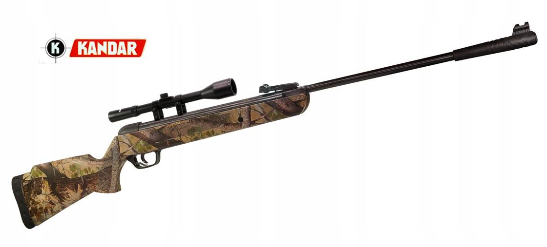 Пневматична гвинтівка PRO Germany LB600 GAMO 4.5мм оптика 3-7х28