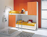 Детская комната - два этажа