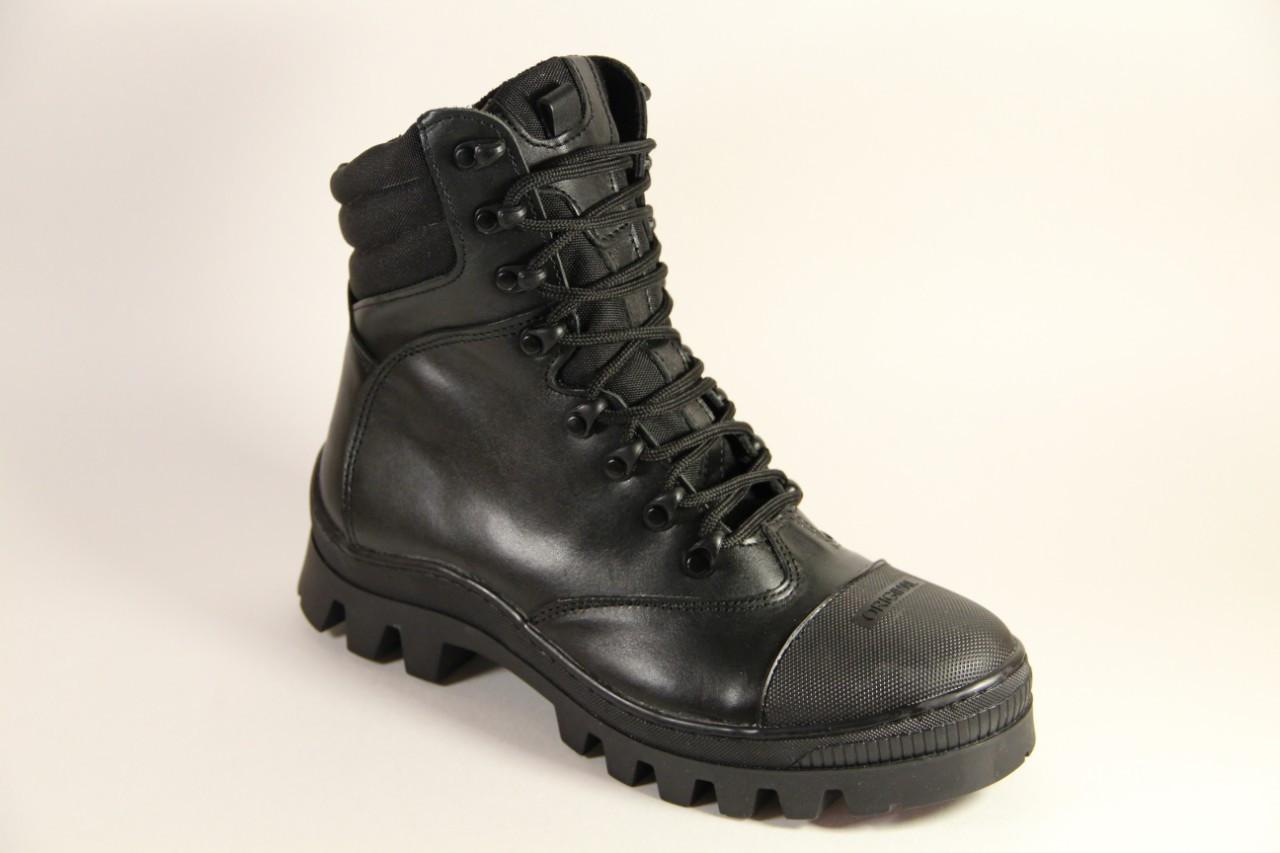 Тактические ботинки берцы из натуральной кожи РА - RAPTOR