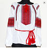 Вышиванка блуза  подросток  батист 1002 ( С.Е.С.)