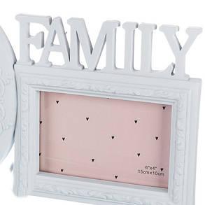 "Фоторамка ""Family""(47.2x22.5x2.3 см), 216I, фото 2"