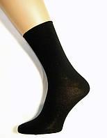Медицинские носки мужские без резинки черного цвета, фото 1
