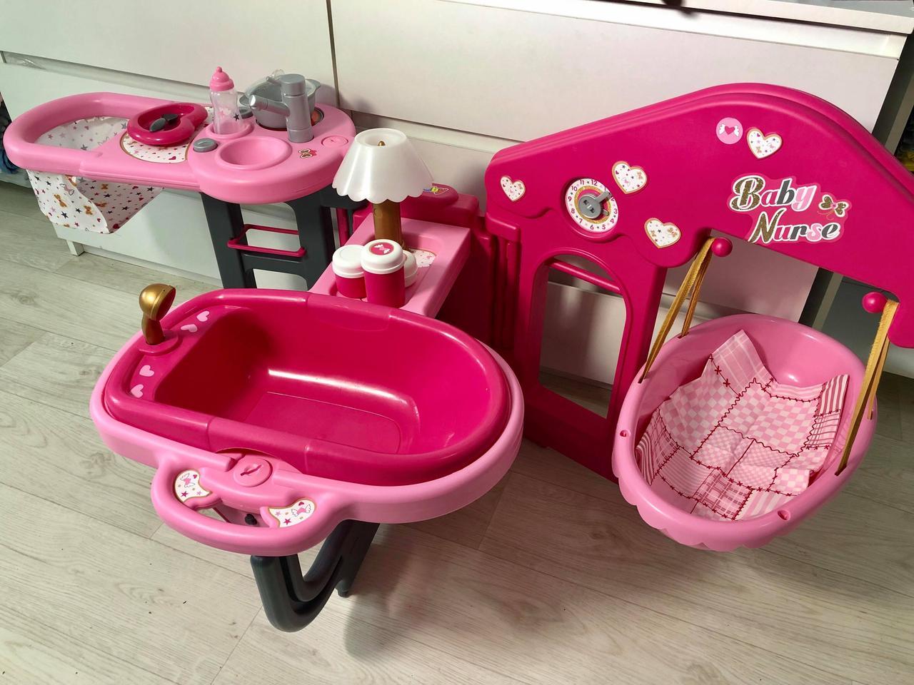 Кімната по догляду за пупсом Baby Nurse