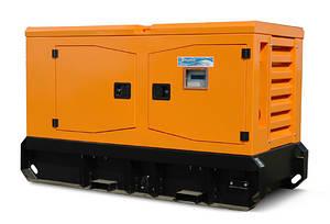 Дизельный генератор 10 кВт АД10С-Т400-2РП (KOFO) альтернатор Kaijieli в кожухе