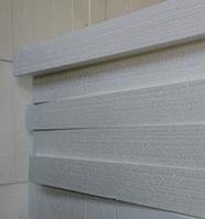 Пенопласт ПСБС-35, 100мм, пенополистирол для утепления стен