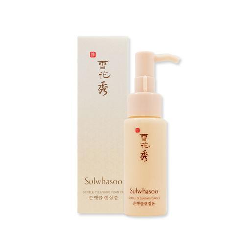 SulwhasooПенка для Умывания Миниатюра Gentle Cleansing Foam EX 50 ml
