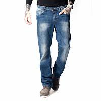 Мужские джинсы классические Franco Benussi 1058 синие