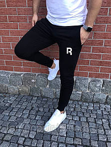 Мужские спортивные штаны Reebok черные