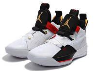 Баскетбольні кросівки Nike Air Jordan 33 (XXXIII) white