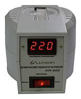 Стабилизатор напряжения Luxeon AVR-500D (350Вт) белый