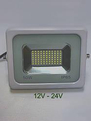 Led прожектора уличные 12V-24V