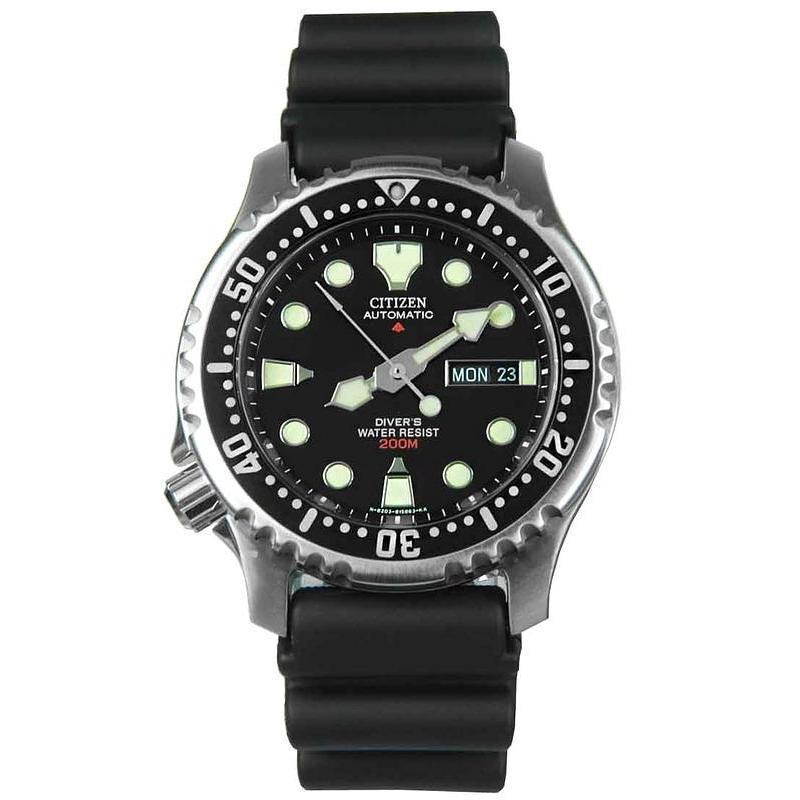 Часы Citizen Promaster NY0040-09E Automatic Diver's 8203