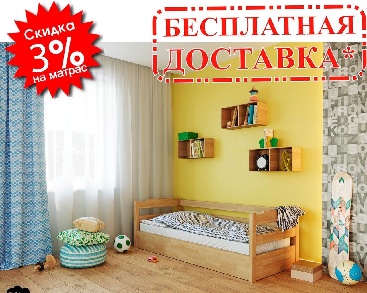 Детская кровать Милена с механизмом 80х190 см ТМ Лев Мебель