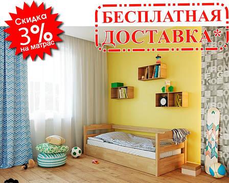 Детская кровать Милена с механизмом 80х190 см ТМ Лев Мебель, фото 2