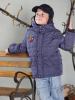 Демисезонная куртка для мальчика (98-134 в расцветках)