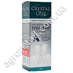 Crystal Line Зубастик стоматологический гель 30 мл Api-San