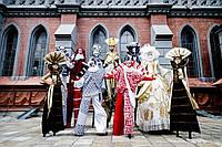 Ходулисты (шоу на ходулях), фото 1