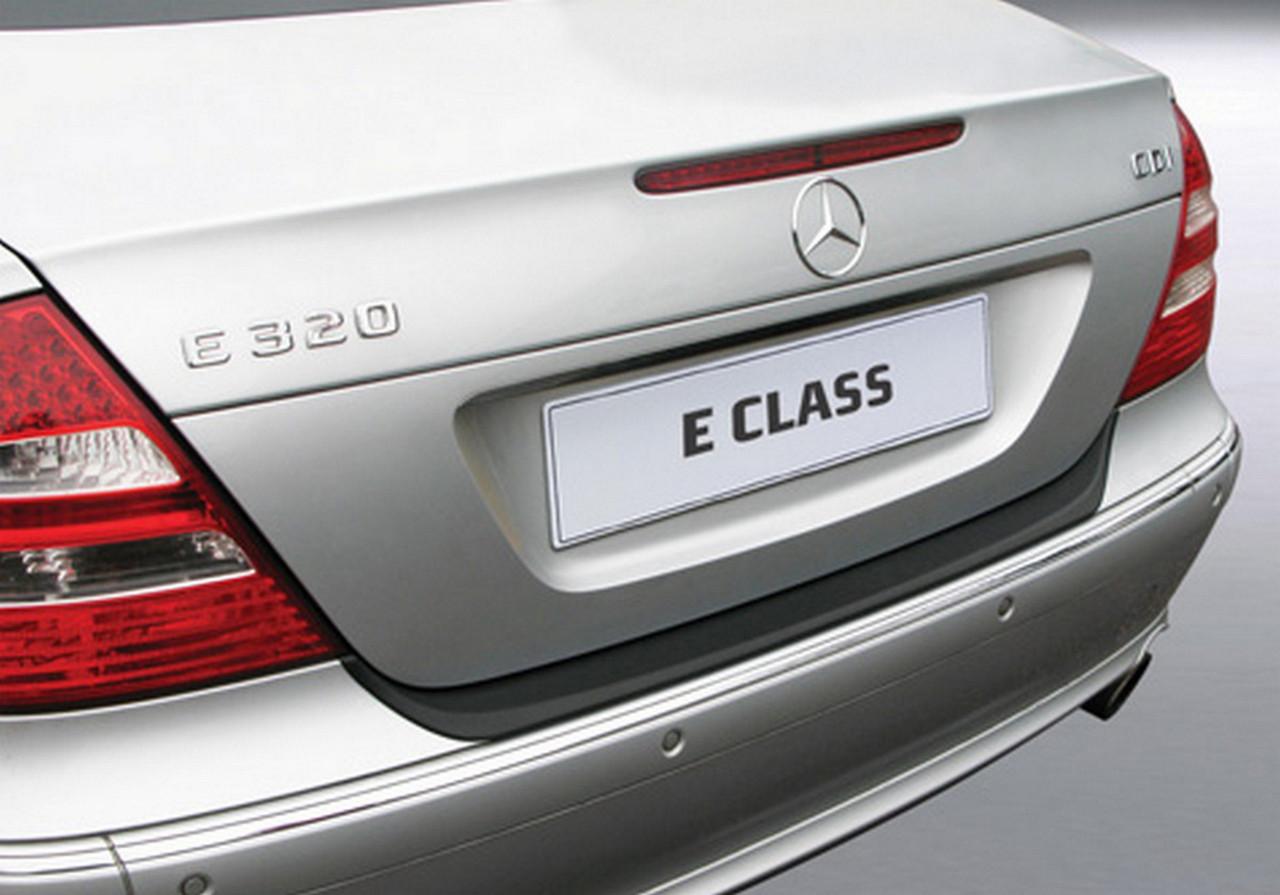 rbp283 Mercedes-Benz E-Class W211 2002-2009 rear bumper protector