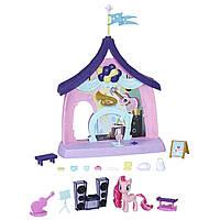Игровой набор Пони,  музыкальный,   My Little Pony Pinkie Pie Beats & Treats Magical Classroom, фото 1