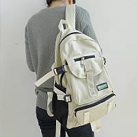 Стильный рюкзак. Повседневный  рюкзак. Рюкзаки мужской. Современные рюкзаки.Код: КРСК60, фото 1
